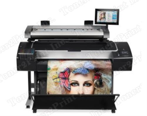 HP designjet z5600 hd pro mfp with encrypted hdd