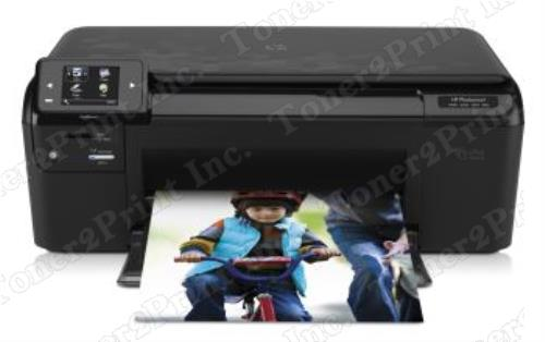 HP Photosmart e-All-in-One Print/Scan/Copy - D110a printer