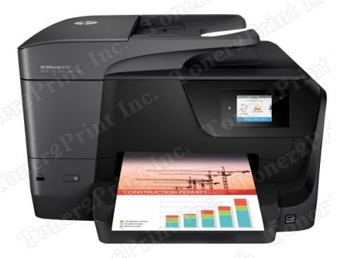 HP OfficeJet 8702 All-in-One Printer