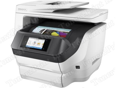 HP OfficeJet Pro 8740 All-in-One Printer (D9L21A).